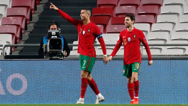 World champions France suffers shock defeat against Finland Ronaldo scores in Portugals win over Andorra