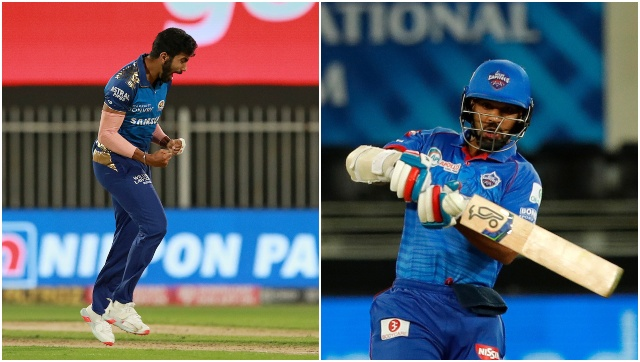Bumrah will be itching to get past his senior Indian teammate Dhawan. Sportzpics