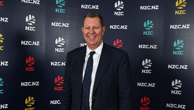 ICC's newly-elected chairman Greg Barclay. Image Courtesy: ICC