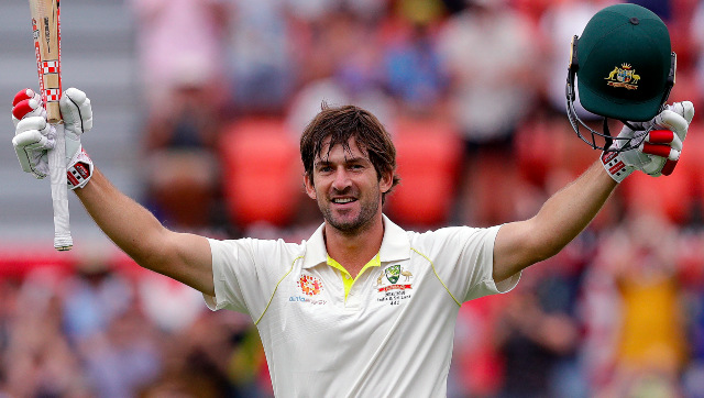 While he hit the purple patch during Australia's last home season, Joe Burns finds himself lacking form heading into the Test series against India. AP