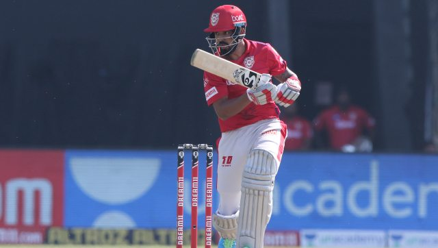 KL Rahul scored 670 runs ofr Kings XIP Punjab in IPL 2020 but at a strike rate of 129.34 which reduced the impact of his innings. Image: Sportzpics for BCCI