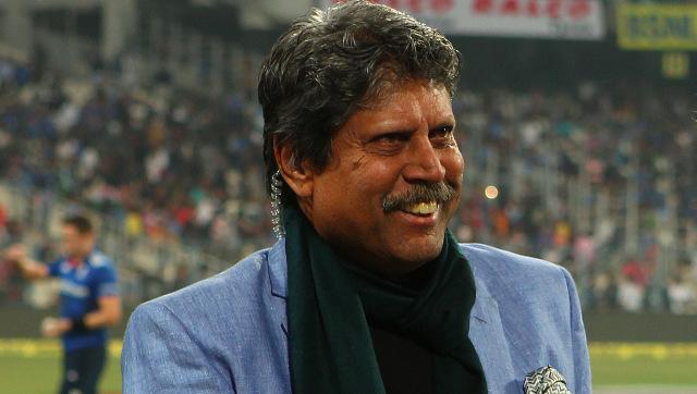 File image of former India captain Kapil Dev. Sportzpics
