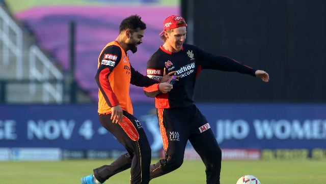 The duo played for the Royal Challengers Bangalore team and Zampa, who is in Australia's limited-overs squad for the upcoming ODI and T20 series against India starting on Friday, said he forged a bond with Kohli over meat-free eating, coffee and cricket. Sportzpics