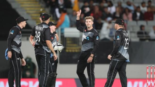 New Zealand beat West Indies in the first T20I. AFP