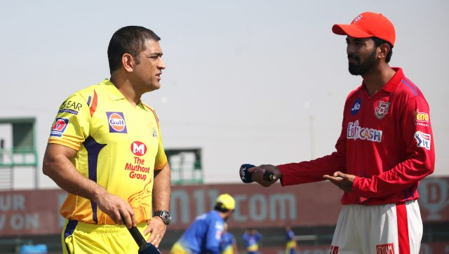 Both Chennai Super Kings and Kings XI Punjab have a lot of work to do to challenge for the trophy in the next edition of IPL. Image: Sportzpics for BCCI