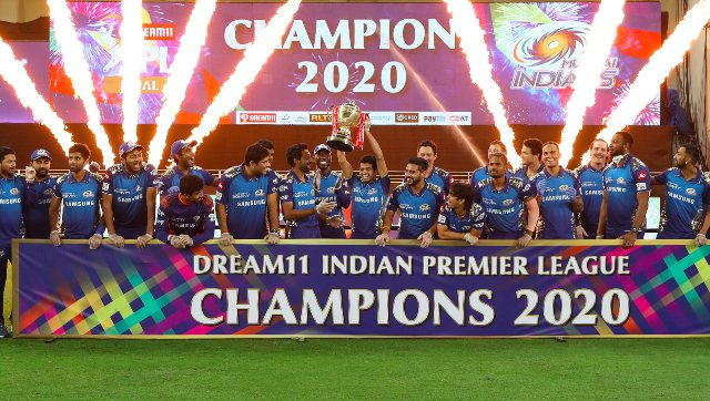 Year in Review 2020 Biggest Sports Stories Mumbai Indians with record fifth IPL crown