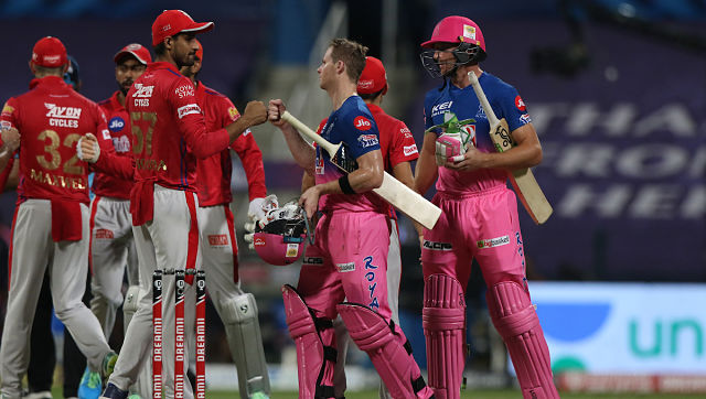 RR need to win their match against KKR to get to 14 points and then fight with other teams based on net run-rate. Sportzpics