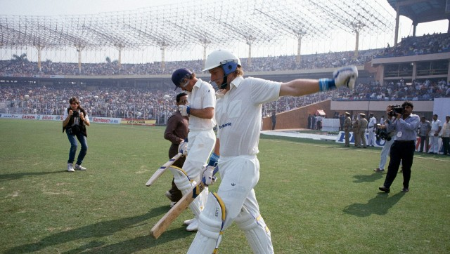 Out of the darkness of apartheid The 1991 match where South Africa returned to international cricket and won Kolkatas heart