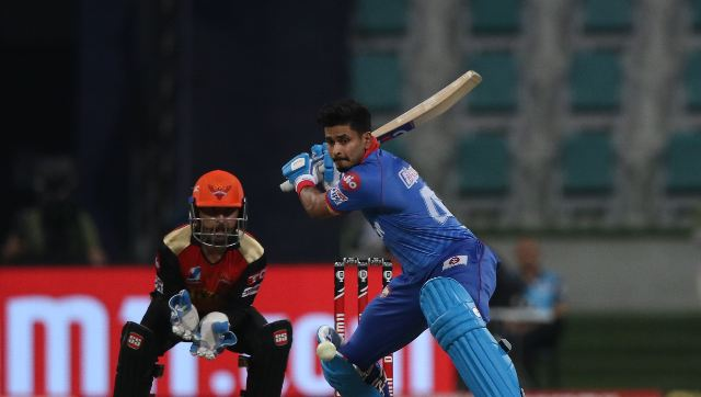 Shreyas Iyer said it was team's collective effort that carried Delhi Capitals. Sportzpics