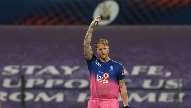 In the last two years, Stokes has made pressure his personal toy. He has constructed moments of sporting history so architecturally sound that they form two of three man-made structures visible from outer space. Sportzpics