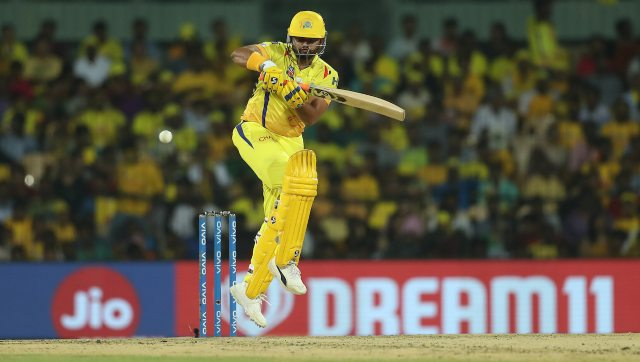 Chennai Super Kings found it extremely difficult to replace Suresh Raina and Harbhajan Singh. Image: SPORTZPICS for BCCI