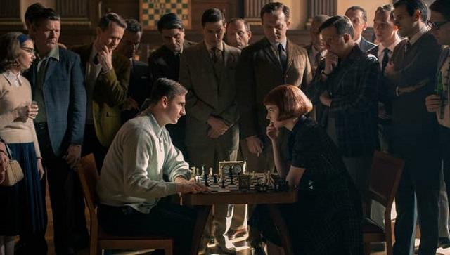 Spain chessboard makers sales soar after Netflixs Queens Gambit success