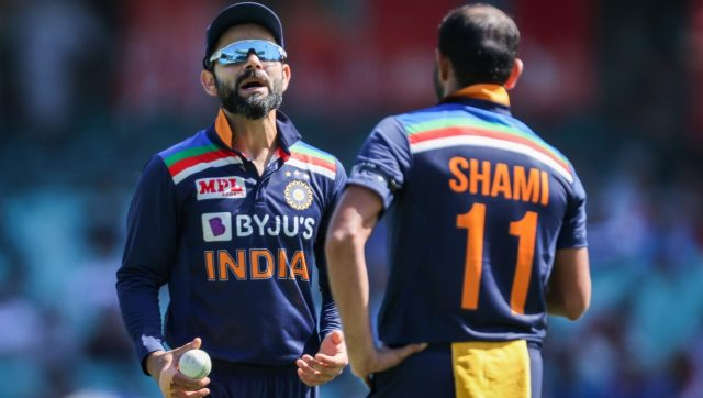 India have lost their last four ODI matches. AFP