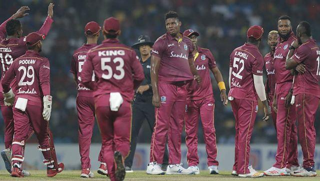 File image of West Indies cricket team. AP