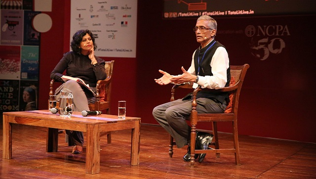 Anil Dharker writes on staging Tata Literature Live virtually in COVID19 era Where theres a will theres a litfest