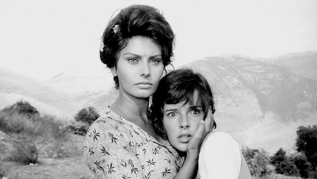 Sophia Loren transformed from glam star to great actor in Vittorio De Sicas Two Women