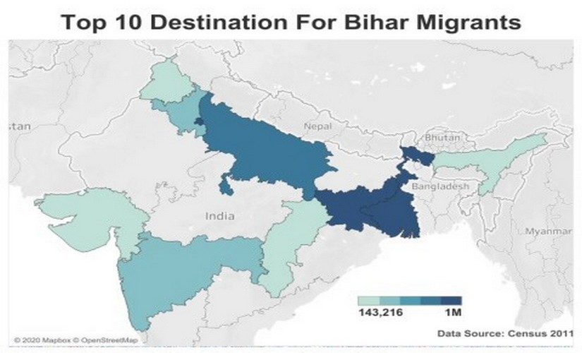 Bihars migrant workers beset by food insecurity may further be burdened by ECAA
