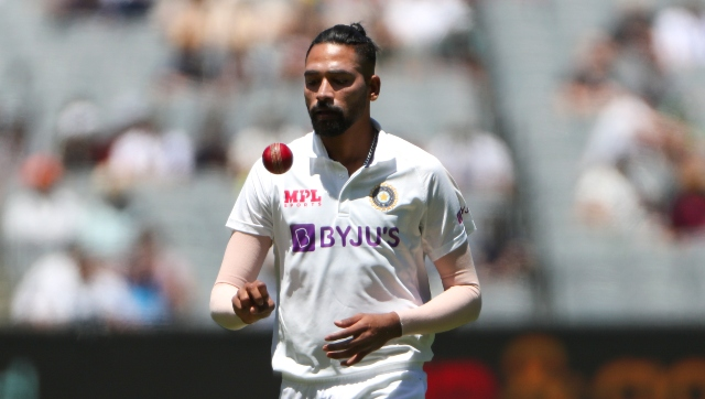Mohammed Siraj was subjected to racial abuse by a section of crowd during Sydney Test. AP