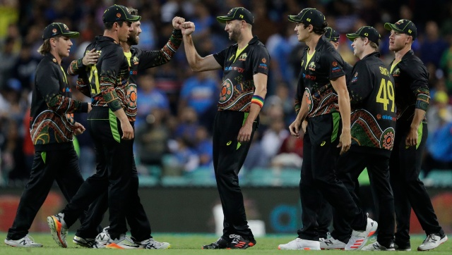 Australia claimed a 12-run win over India in the third and final T20I in Sydney but India clinched the series 2-1. AP