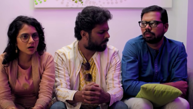 Triples review All of Tamil cinema cant save this bummer of a web series