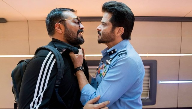 AK vs AK movie review Anil Kapoor Anurag Kashyap are a perfect match for this genrebending slugfest