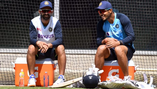 Ajinkya Rahane said India players need to play to their strengths to make a comeback in the Test series. AFP
