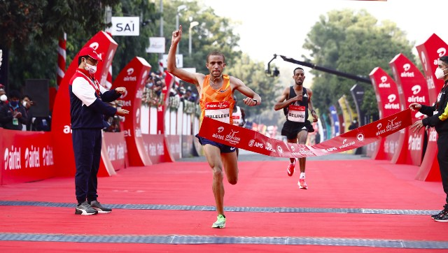 Airtel Delhi Half Marathon We had to take a leap of faith says Procam Internationals Vivek Singh on hosting race during pandemic