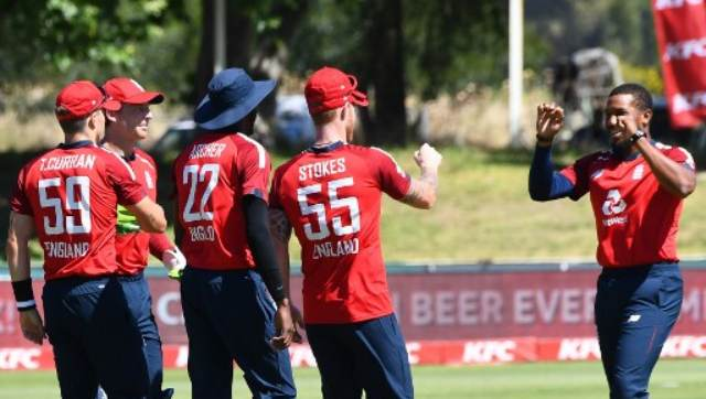 The players and management are now self-isolating in their rooms until further advice from the medical teams, the ECB said. AFP