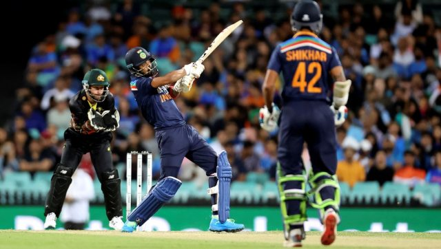 KL Rahul said Indians were tested in every aspect by the Australians in the ODI and T20I series. AFP