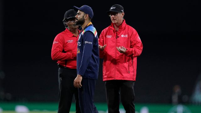 Virat Kohli made it clear that the Indian team management had made its displeasure clear with the authorities, saying a mistake of this magnitude in an international game is unacceptable. AP