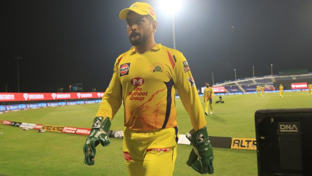 MS Dhoni-led Chennai Super Kings failed to qualify for the playoffs for the first time in the history of the franchise in 2020. Image: Sportzpics for BCCI
