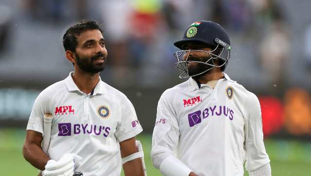 Ajinkya Rahane drew praise from all quarters as he led India to a eight wicket win in the MCG Test. AP