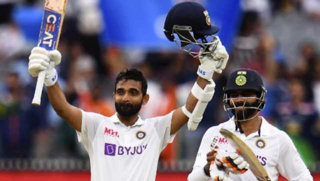 While Ajinkya Rahane was the hero, it was a gutsy Indian team performance, with three 50-plus wicket partnerships to help silence their critics after being skittled for their all-time low of 36 last week. AFP