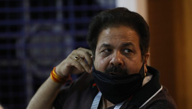 It is learnt that Rajeev Shukla didn't need to go for a cooling-off period as IPL chairmanship isn't considered as a tenure for an office-bearer. Sportzpics