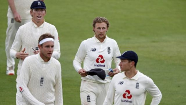 File image of Joe Root and Co. AFP