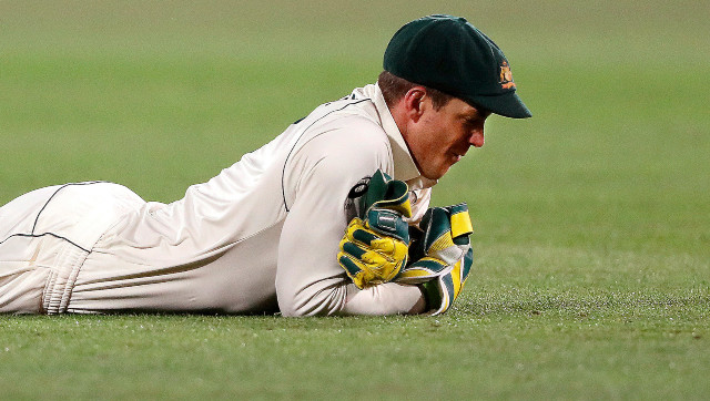 Tim Paine was handed the Australian Test captaincy after Steve Smith's ball-tampering ban in 2018. AP