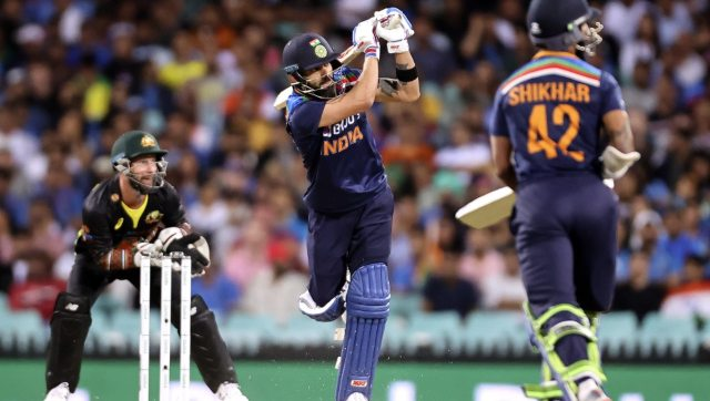 India should look at improving their winning record when they bat first as the T20 World Cup inches closer. AFP