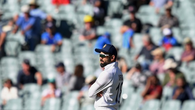 The ghost of Winter of '36 will never leave Virat Kohli notwithstanding the great things he will undoubtedly achieve as a player and captain in the years to come, just as the infamous Summer of '42 haunted Ajit Wadekar for over 40-years until his untimely passing. Image: AP