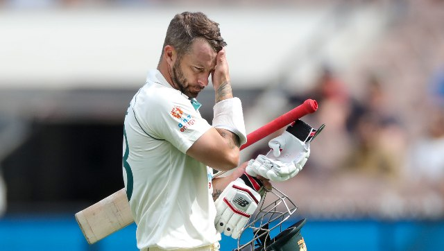 Matthew Wade, meanwhile, blamed yet another poor show from the home team batsmen as Australia are struggling to save the second Test. AP