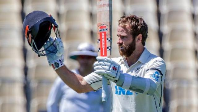 The second day was dominated by Williamson's superb innings. He batted almost 10 and-a-half hours, struck 34 fours and two sixes and eclipsed his previous-highest Test score of 242 against Sri Lanka at Wellington in 2015. AFP