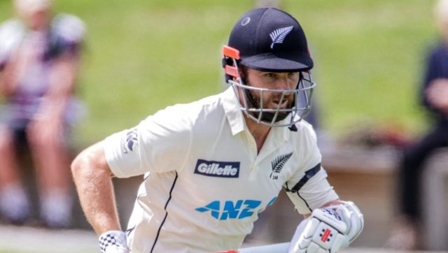 Kane Williamson is ranked the second-best Test batsman in the world behind Australian Steve Smith. AFP