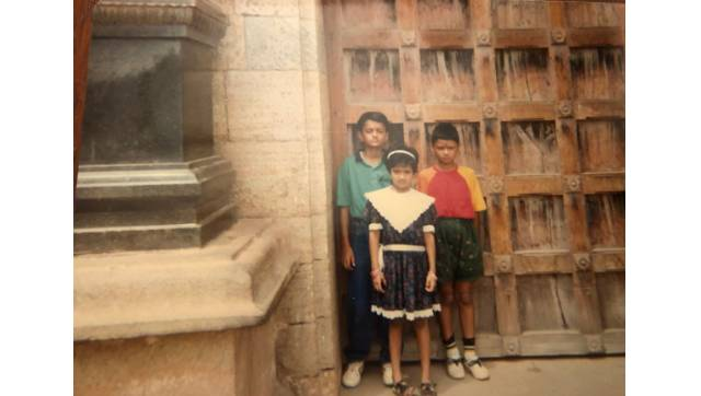 Of forced temple trips from a 90s childhood and witnessing faith that moves mountains