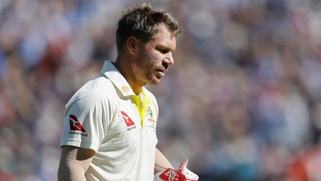 File image of David Warner. AP Photo/Kirsty Wigglesworth