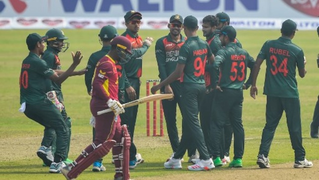 Bangladesh won the first and second ODI by six and seven wickets respectively. AFP