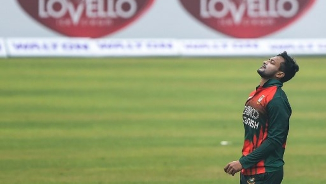 Bangladesh defeat West Indies by six wickets