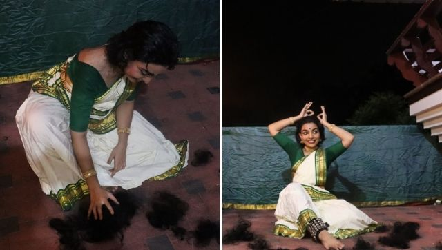What cutting my own hair during a Mohiniyattam performance taught me about gender politics within the form