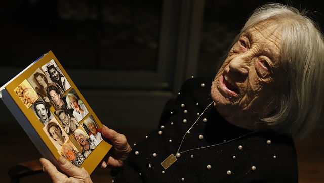 Oldest living Olympic champion and Holocaust survivor Agnes Keleti turns 100
