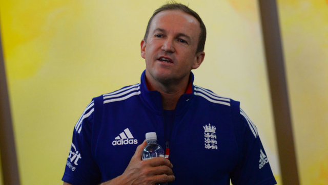 Andy Flower was the head coach of the England team that triumphed over India in a four-Test series in 2012-13. AFP