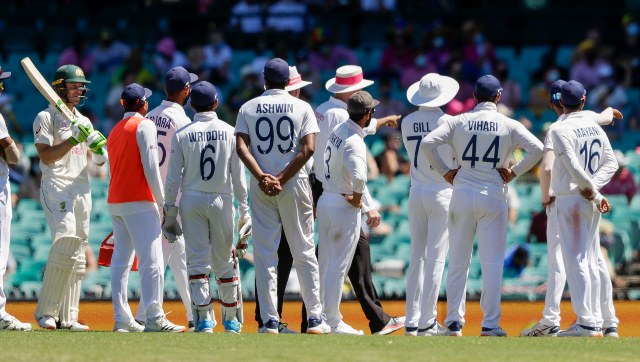 The incident happened a day after a drunk spectator at the SCG allegedly directed racial abuse at Indian players Jasprit Bumrah and Mohammed Siraj. AP