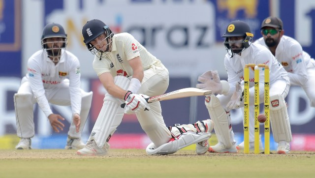 England won the first Test at Galle by seven wickets. Image: @YorkshireCCC